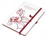 Kalendarz pedagoga 2020/2021 A5 tygodniowy Salsa - Kwiat i motyl, czerwony