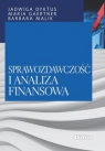 Sprawozdawczość i analiza finansowa Dyktus Jadwiga, Gaertner Maria, Malik Barbara