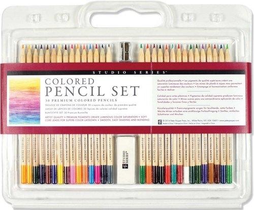 Zestaw kredek 30 kolorów