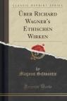 ?ber Richard Wagner's Ethischen Wirken (Classic Reprint) Schwantje Magnus