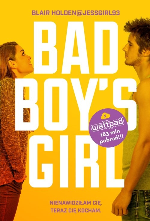 Bad Boy's Girl Blair Holden