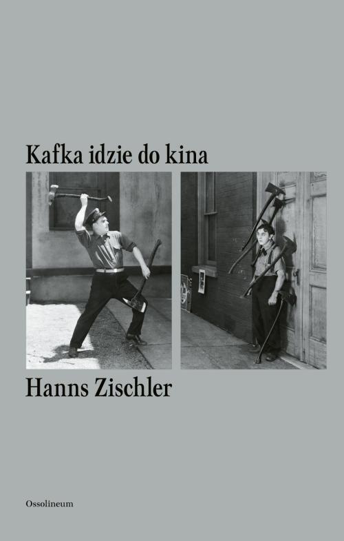 Kafka idzie do kina Zischler Hanns