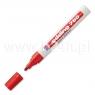 Marker edding lakierowany ok.końcówka 2-4mm czerwony 750/002/cz (750/002/CZ ED)
