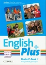 English Plus 1 Student's Book Gimnazjum Quintana Jenny, Pye Diana, Wetz Ben