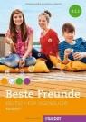Beste Freunde A1.1 KB wersja niemiecka HUEBER Christiane Seuthe, Monika Bovermann, Manuela Geor