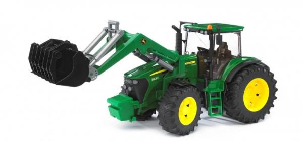 Pojazd Traktor John Deere 7930 z ładowaczem czołowym (BR-03051)
