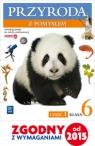 Przyroda SP KL 6. podręcznik część 1. Przyroda z pomysłem (2017)