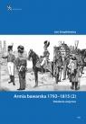 Armia bawarska 1792-1815 (2). Działania wojenne Snopkiewicz Jan