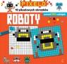 Pixelo Roboty Kolorowanka