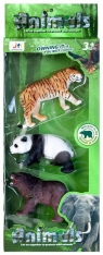 Dzikie zwierzęta 3el (393901)