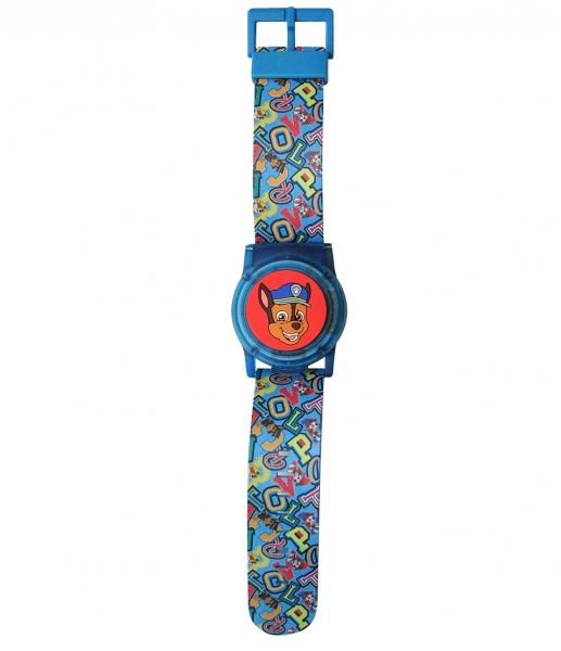 Zegarek cyfrowy z osłoną migającą światłami - Psi Patrol (PW16678)