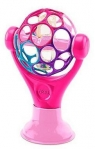 Oball z przyssawką Pink (OB81551)