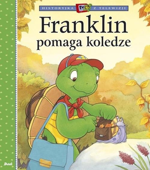 Franklin pomaga koledze Bourgeois Paulette
