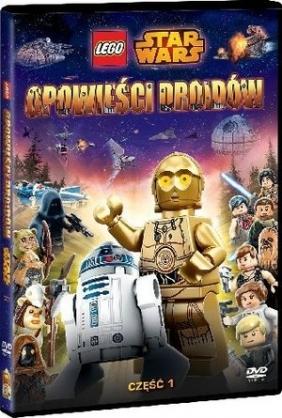 LEGO Star Wars: Opowieści droidów. Część 1