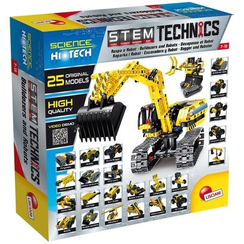 Hi-Tech - Roboty i koparki 25w1