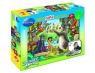 Puzzle dwustronne Księga Dżungli 108 + mazaki (304-37513)