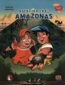Aventura en el Amazonas Lucas Daniel, Caliman Andre