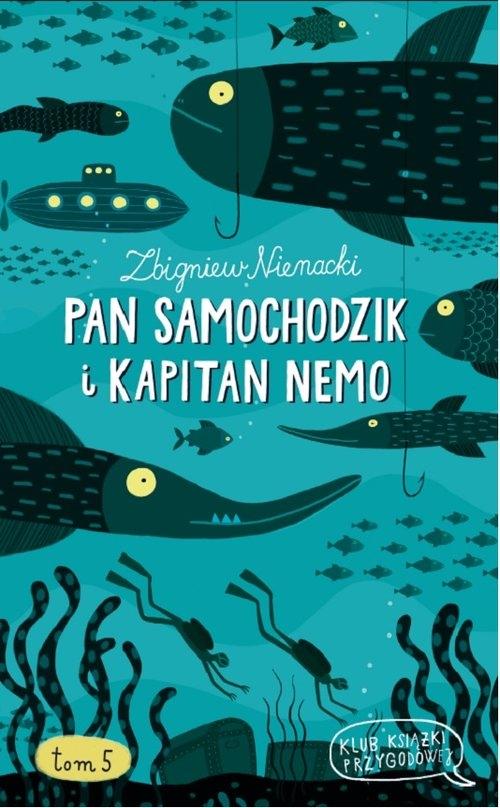 Pan Samochodzik i Kapitan Nemo Tom 5 Nienacki Zbigniew