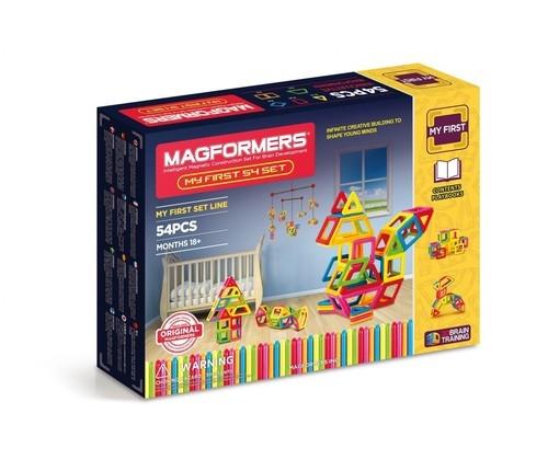 Klocki Magformers My first 54