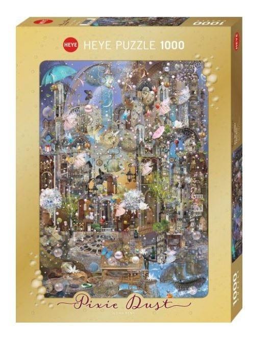 Puzzle 1000 elementów Deszcz pereł, Ilona Reny (29951)