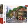 Puzzle 6000: Uliczka Paryża (65001)
