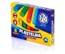 Plastelina Astra 8 kolorów