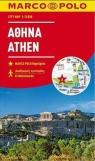 Plan Miasta Marco Polo. Ateny w.2018 praca zbiorowa