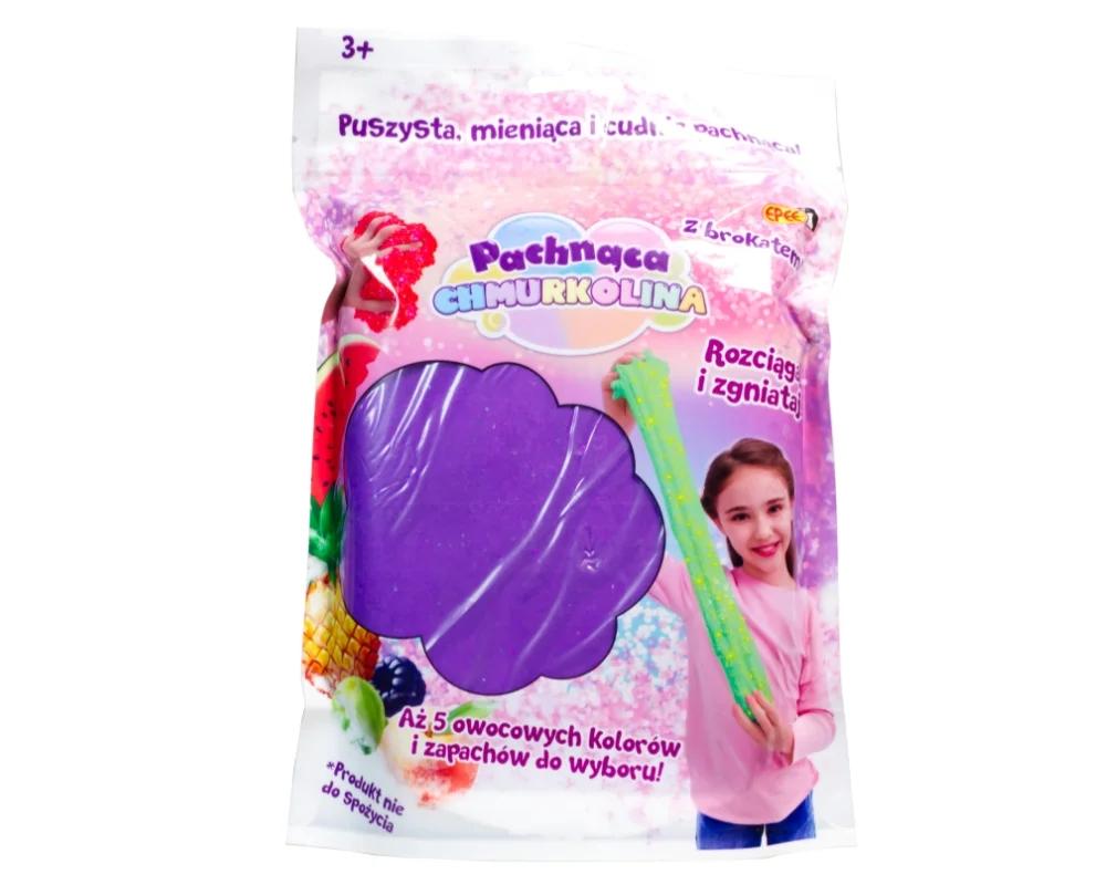 Pachnąca Chmurkolina - Big pack 150 g - fioletowa jeżyna (EP04100)