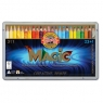 Kredki Magic Trio 3408, 23 kolory + blender (248020)