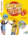 Give Me Five! 3 Pupil's Book Pack MACMILLAN