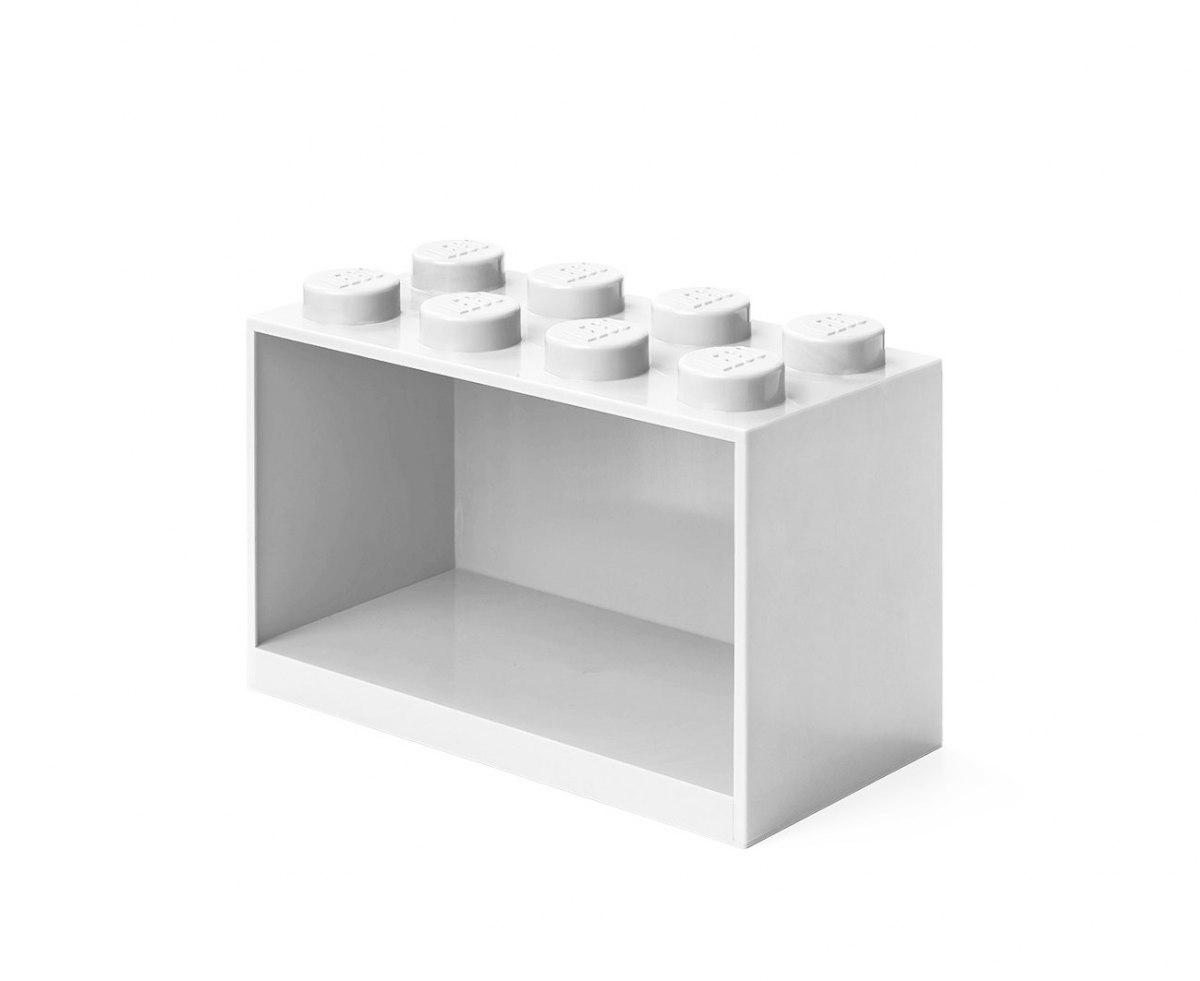 Półka LEGO® BRICK 8 (Biała) (41151735)