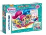 Puzzle 40 Podłogowe Shimmer and Shine