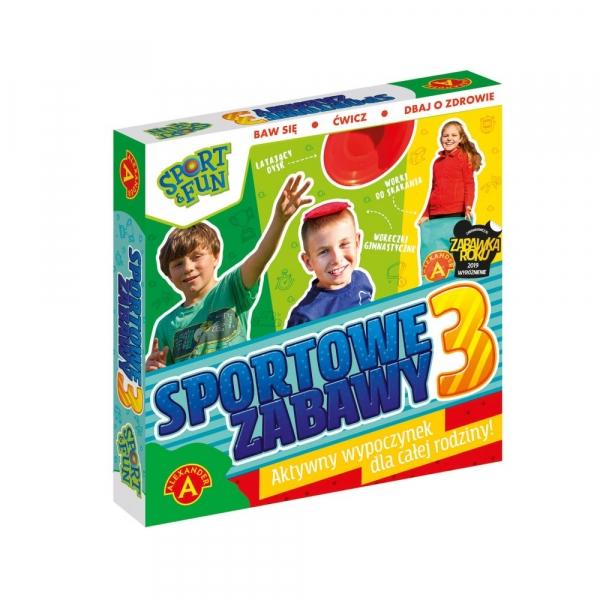 Sport&Fun - Sportowe Zabawy 3 (2404)
