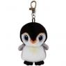 Maskotka brelok Beanie Boos Pongo - pingwin (TY 36651)