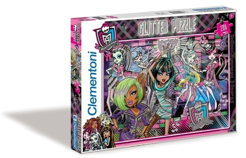 Puzzle glitter Ghouls just wanna have fun! 200 (29651)