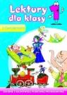 Lektury dla klasy 1 z ćwiczeniami Anna Wiśniewska, Irena Micińska-Łyżniak