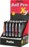 Długopis BALL PEN XY-176 mix