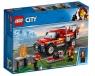 Lego City: Terenówka komendantki straży pożarnej (60231)