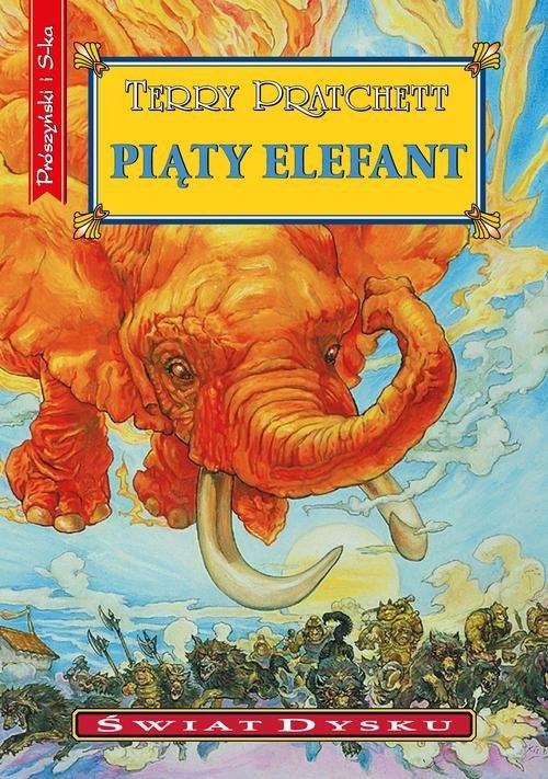 Piąty elefant Pratchett Terry