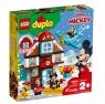 Lego Duplo: Disney Domek wakacyjny Mikiego (10889)<br />Wiek: 2+