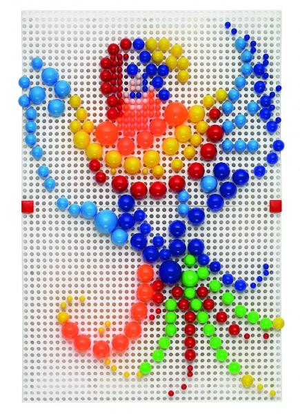 Mozaika Fantacolor modular 2, 300 kołeczków (040-0851)