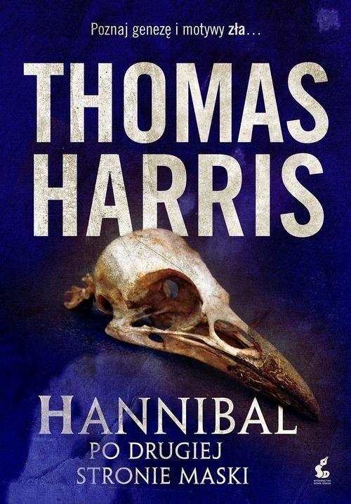Hannibal Po drugiej stroie maski Harris Thomas