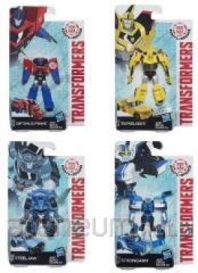 Transformers Robots in disguise MIX (B0065)