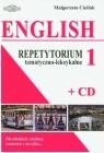 English 1 Repetytorium tematyczno-leksykalne z płytą CD