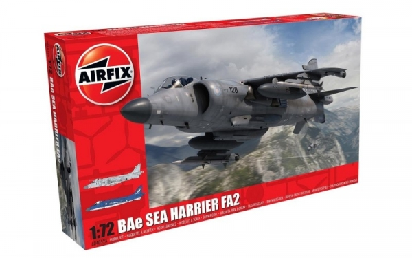 BAe Sea Harrier FA2 (04052A)