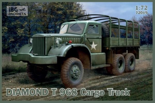 Diamond T968 Cargo Truck (72019)