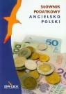 Angielsko-polski słownik podatkowy