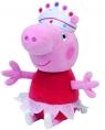 Maskotka Beanie Babies: Świnka Peppa - Balerina 15 cm (46151)