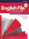 English File. Język angielski. Elementary Multipack B + online practice. praca zbiorowa