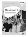 Maximal 1 (Kl. VII). Zeszyt ćwiczeń